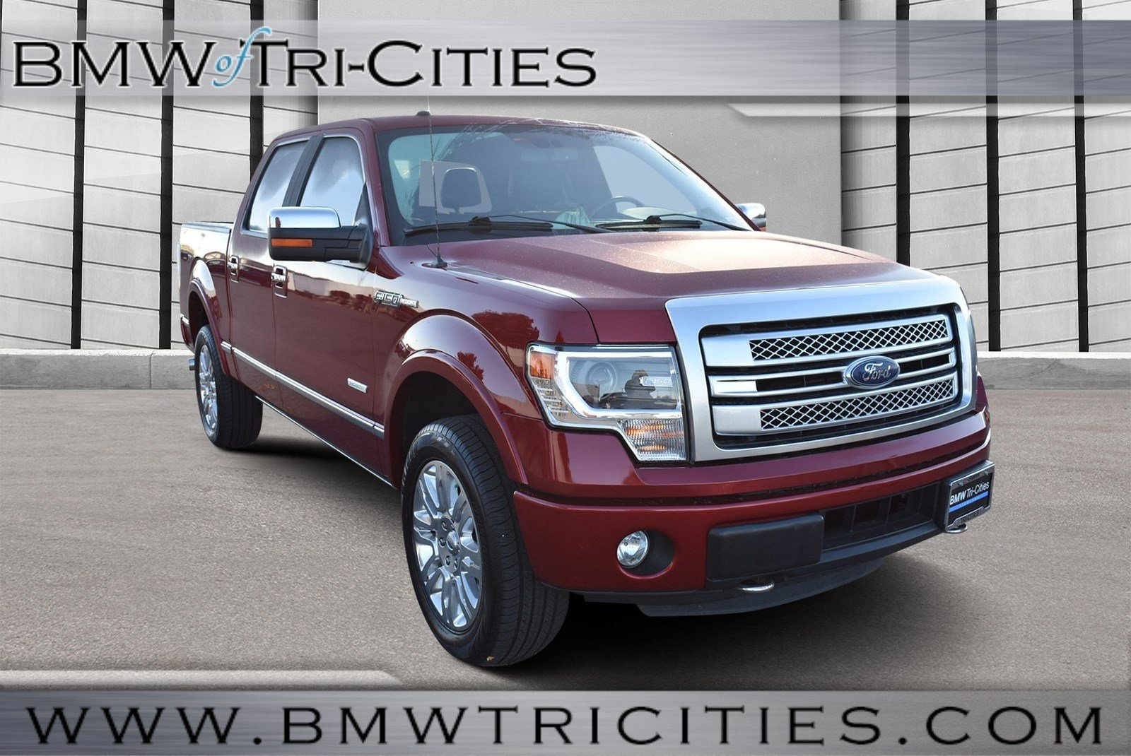 Pre owned 2014 ford f 150 platinum
