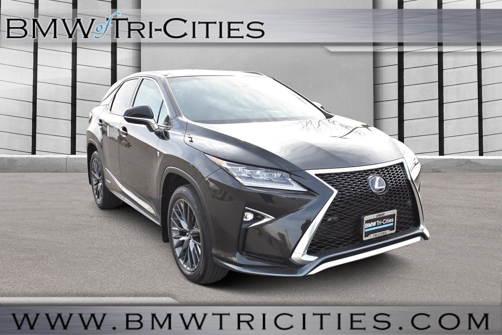 Pre-Owned 2019 Lexus RX RX 450h F SPORT