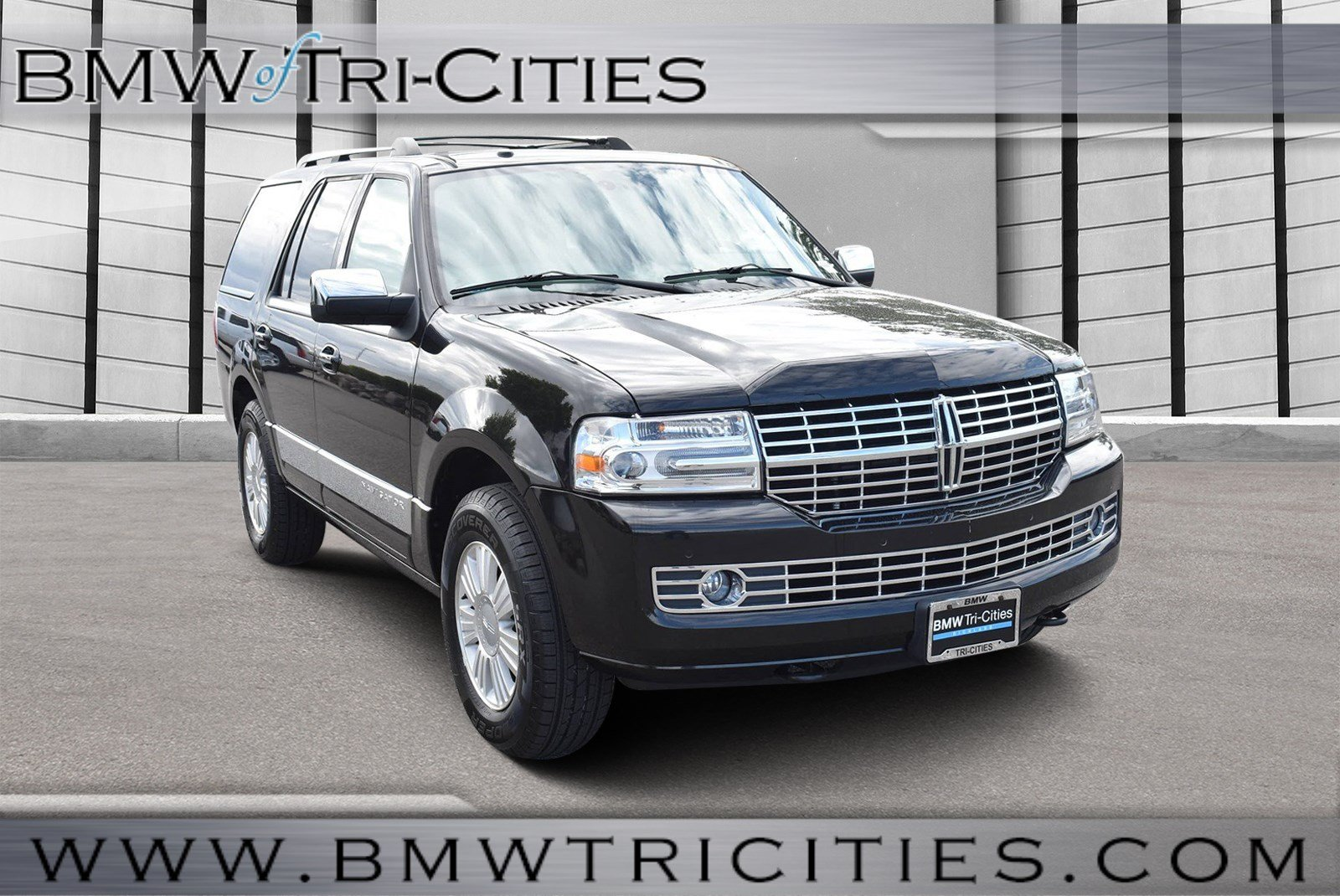 Pre-Owned 2014 Lincoln Navigator 4DR 4WD