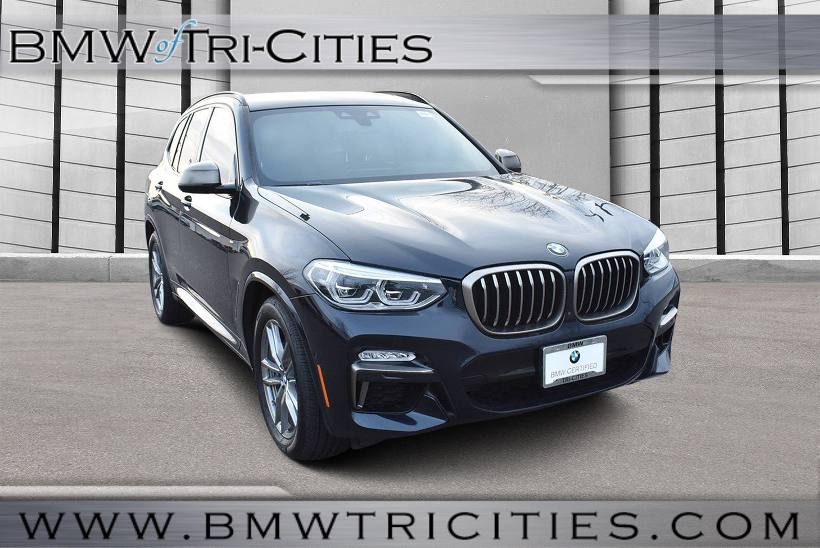 Certified Pre Owned BMW >> Certified Pre Owned 2019 Bmw X3 M40i With Navigation Awd