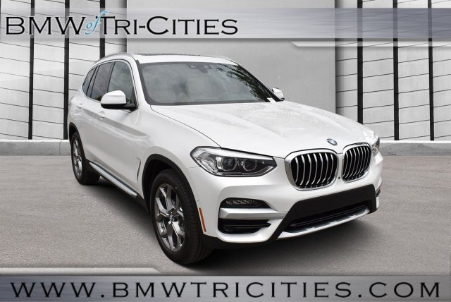 New 2020 BMW X3 xDrive30i