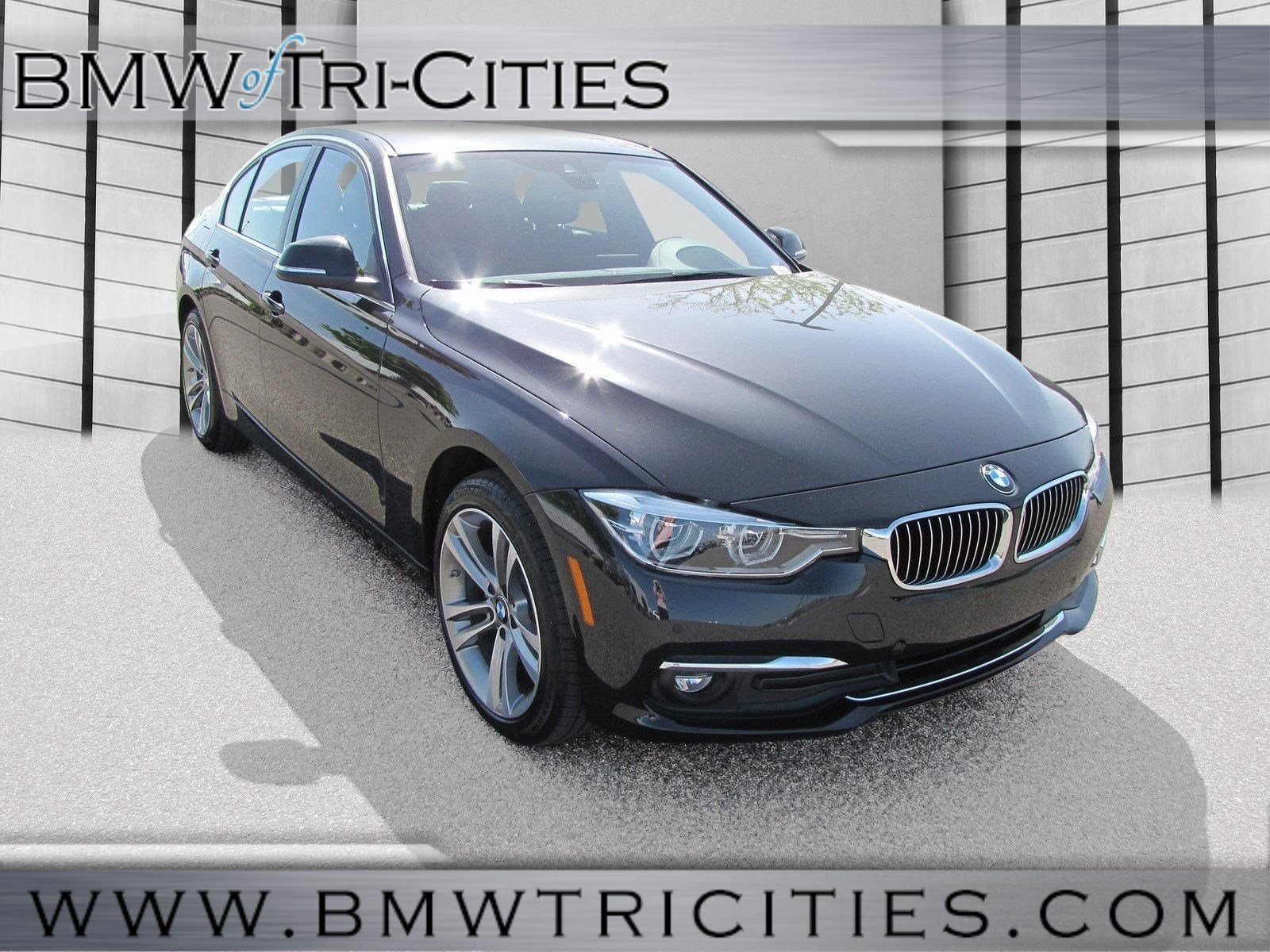 New 2018 BMW 3 Series 328d xDrive 4dr Car in Richland