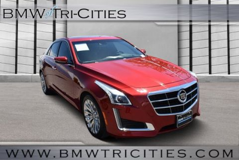 Pre-Owned 2014 Cadillac CTS Sedan Performance RWD